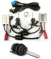 35W 12V Car Hid Xenon Conversion Kit Slim Ballast 9007 9007-3 12000K Beam Bulbs Lamp High Quality [C44]