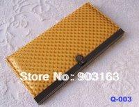 Wholesale Popular New Woman Modish modern wallet bag purse pattern + free shipping