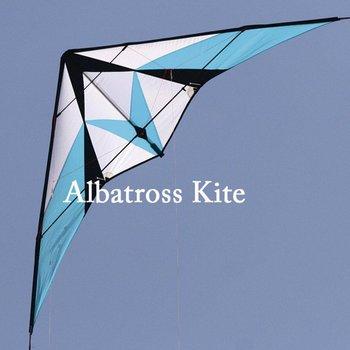 albatross 2.4m breeze stunt kite / stunt kite / professional sport kite /Free Shipping