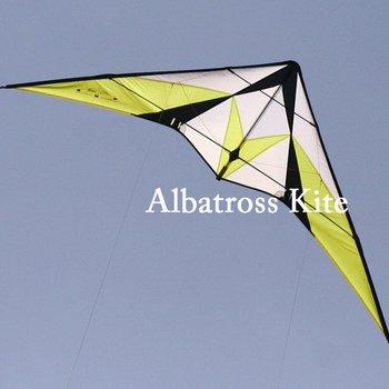 breeze stunt kite /2.4m span stunt kite / 2 line kites/ free shipping
