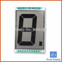 7 Segment 1digit LCD Panel EDC004