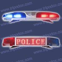 High-Power LED Light Bar TBD-1700H with LED Display
