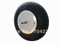 24v electric power  brush hub motor for hand truck, golf cart