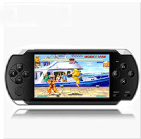 8GB 4.3inch MP4 MP5 GAME PLAYER WITH 1.3MP CAMERA