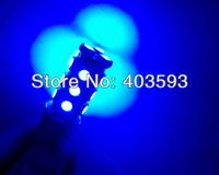 FREE SHIPPING 2 X S25 1157 18 SMD 5050 12V LED BLUE Light Bulb