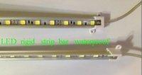 Free shipping+10pcs/lot Supply waterproof SMD LED light bar / 0.5m /30LED SMD5050 LED rigid strip
