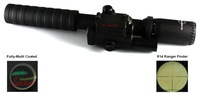 Vector Optics Tactical 3-9x32 E Red Laser Sight Riflescope Blue Illumination