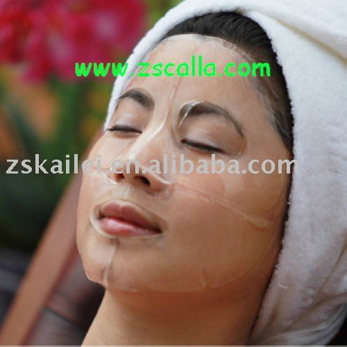 Moisturizing Hyaluronic Acid Collagen Face Mask (with ENGLISH description)(China (Mainland))
