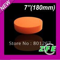 "1x7""Orange Buffing pad &Polishing pad for car polisher"