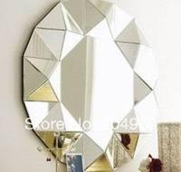 MR-201094 glass wall mirror