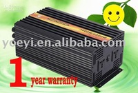 straight sell  3000w modified sine wave solar power  inverter with 10A charger