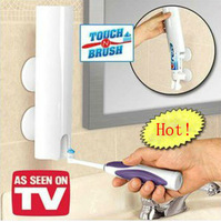 Touch N brush Automatic Toothpaste Dispenser With Box Package Free Shipping