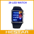FREE SHIPPING fashion led watch 29 led light,Wrist Watch, Fashion watch