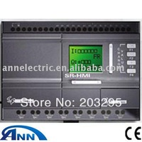Programmable Logic Controller SR-22MRAC with HMI.100-240VAC 14 Points AC input, 8points relay output,