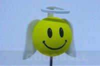 Best sale Wholesale EVA foam pencil aerial antenna ball topper  angel