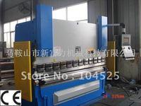 WC67K-40Ton/2500 hydraulic CNC press brake