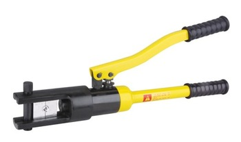 WXY-240A Hydraulic Crimping Tools for crimping 16-240mm2 lugs max pressure 16T and 22mm stroke