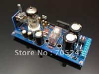 HIEND DIY valve tube 6N11 + LM4780 amplifier  kit * 60W 8ohm RMS smooth sounds
