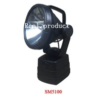 12V 35W HID portable spot light,search light,ITEM:SM5100
