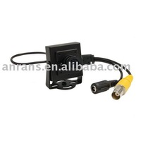 Mini Video Color CMOS 420TVLine CCTV security camera AR-MSP01