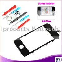 Free shipping touch screen digitizer for iphone 4G 4 8pcs/lot