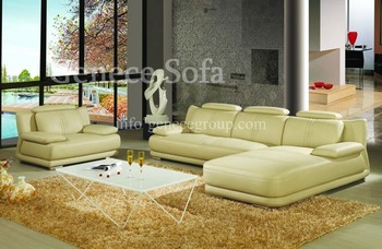 Living Room Furniture on Buy Promotional Leather Corner Sofa  Discount Living Room Furniture
