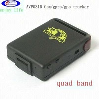 New quadband vehicle gps tracker pet/ personal/old man and woman AVP031D