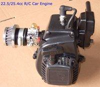 22.5/25.4cc R/C Car Engine