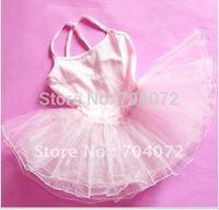2015 Top Fashion Promotion Ballet Leotard Wholesale ,10 Pcs/lot,free Shipping -tutu, Leotard Ballet Girls Fairy Dress,pink Color