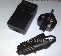 Battery Charger for Panasonic CGA-DU07 NV-GS200 NV-GS10 UK US AU EU PLUG