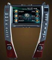 Lexus ES350 GPS Navigation DVD Player,Audio Stereo player,Radio,Ipod,BT+A2DP