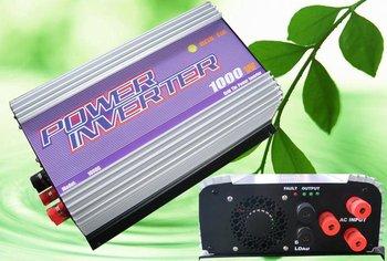 1000W on Grid Tie Power Inverter AC/DC 24V 36V 48V to AC 100V 110V 120V,Dump Load Controller,for 3 Phase Wind turbine