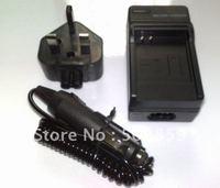 CAMERA BATTERY BN-V306 AC Battery Charger for JVC GR-DVM407 GR-DVX707 UK US AU EU PLUG