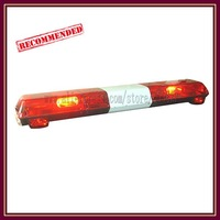 Special Price!! TBD-GA-05665E Red lightbar + 100W siren + 100W speaker, High quality Xenon Strobe bulbs, 1600mm length, 220W