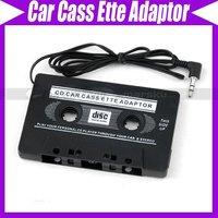Car Audio Cassette Tape Adapter For IPOD / MP3 CD 246