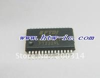 2pcs, NEW ,original ,FT232  FT232R  FT232RL  SSOP28 ,USB  FIFO  IC CHIP &  Free Shipping