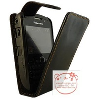 For Blackberry 8520 Leather Case