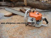 3020501- MS070 Gasonline Chain Saw 2 Stroke 105CC 4.8KW Robust Power Chain Saw Chain Chainsaw Pole Saw Strongest Power