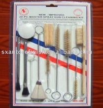 Master Kit Gun Brushes Clean Kit Set(China (Mainland))