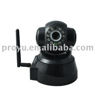 Network wireless IP Camera, nightvision 10M, JPEG format. alarm function. PY-FS-613A-M136
