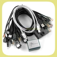Octopus Box + 20 in 1 Full Cable Set for LG Unlock Flash & Repair + Free Shipping