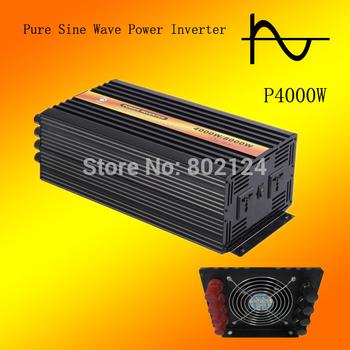Excellent Quality!! 24v 220v 4000w Pure sine wave power inverter/solar power inverter/home inverter