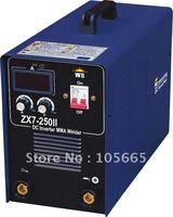 DC Inverter welding equipment MMA welding machine ZX7-250(ARC250) welder, Free shipping, wholesale & retail