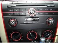 Free shipping 3D DIY Automobile Car motor Decoration Moulding Trim Strip line Sticker (6 color,4mmx5M)accept free mix color