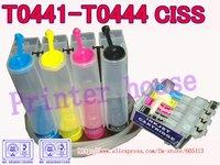 CISS for Epson Stylus C64,C66,C84,C84N,C84WN,C86,CX3600,CX3650,CX4600,CX6400,CX6600 T0441 T0442 T0443 T0444 CISS system
