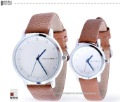 Hot sale!anticlockwise watch hand,he-and-hers watches time fly back watches 2pcs/pair T60106