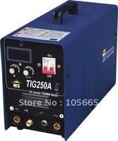 5% OFF! DC Inverter welding equipment TIG welding machine TIG250A welder, Free shipping, Wholesale & retail