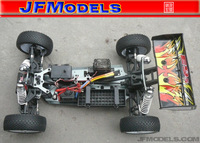 rc electric car 1:8 Brushless 4WD  buggy  E9