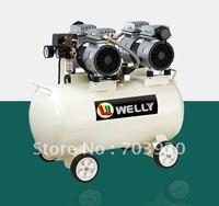 20% off Top quality 1.5HP Oil free dental air compressor