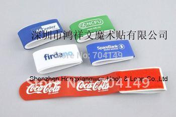 Free Shipping Hot Sale Nylon Velcro Ski Strap+ 1 color Custom LOGO